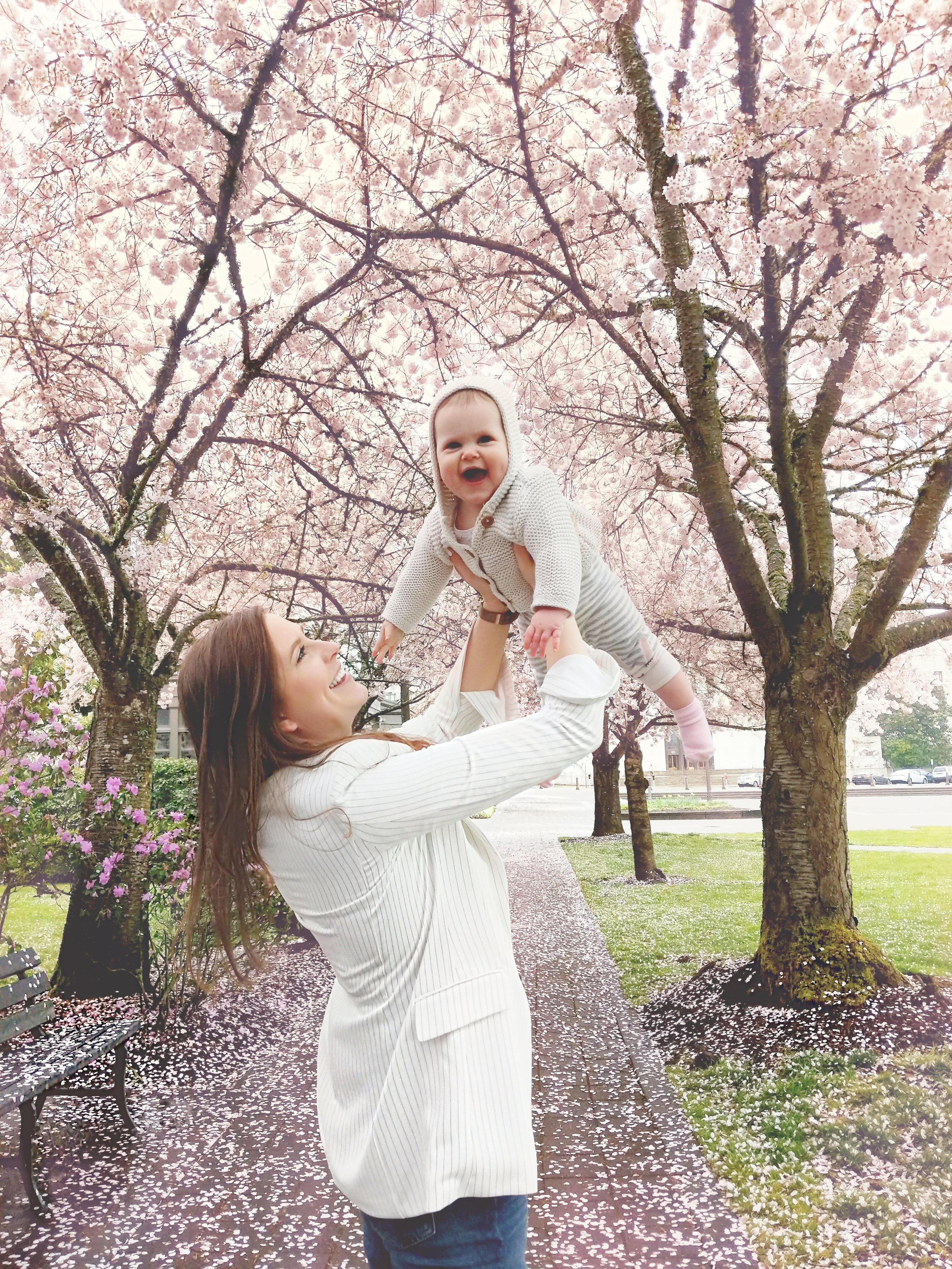 Cherry Blossoms Baby StylebyJulianne 2018