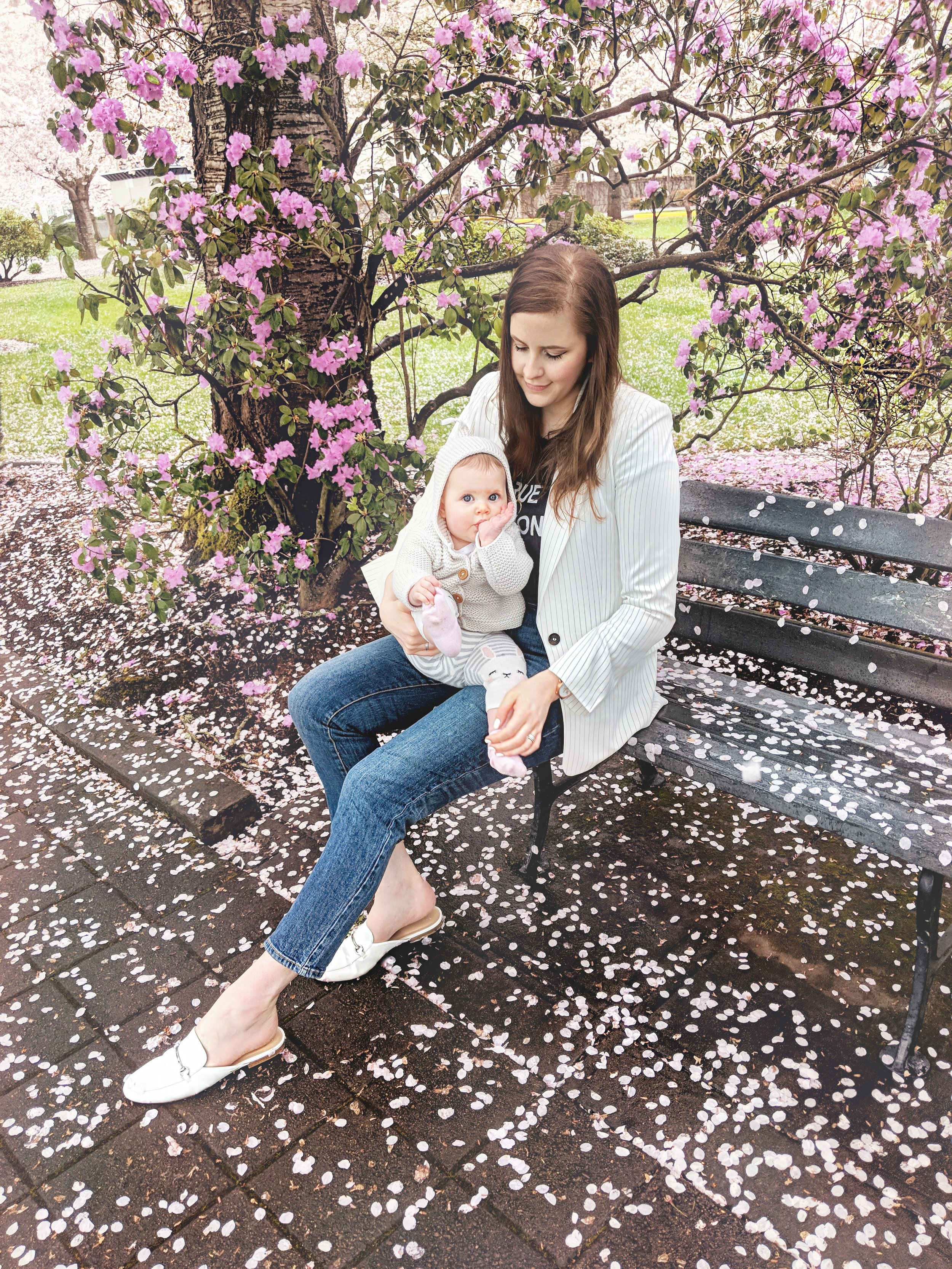Cherry Blossoms Sitting StyleByJulianne 2018