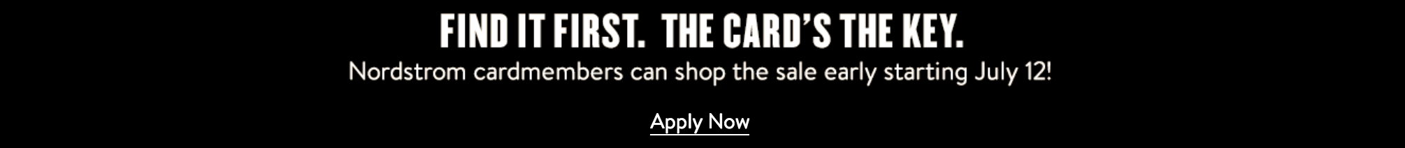 Become a Cardmember