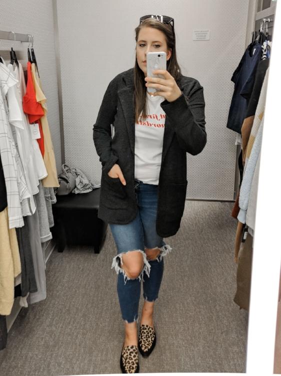 Blazer Sweater Nordstrom Anniversary Sale Style By Julianne