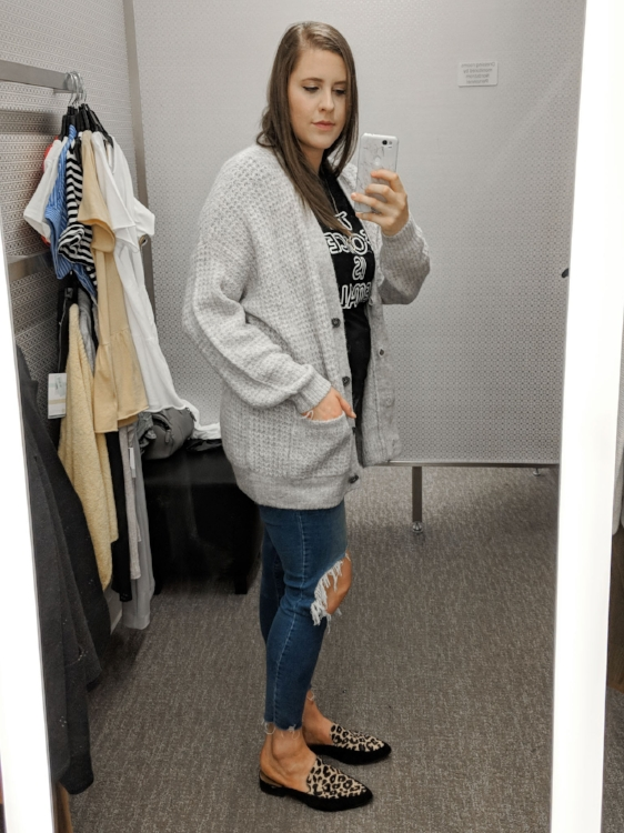 Grey Chunky Knit Nordstrom Anniversary Sale Style By Julianne