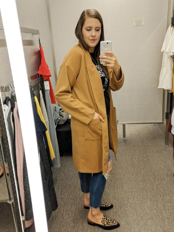 Camel Coat Nordstrom Anniversary Sale Style by Julianne