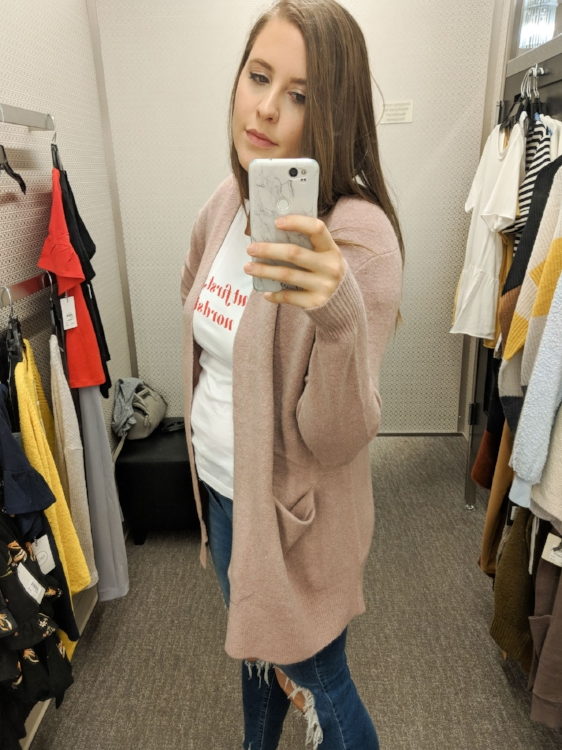 Blush Cardigan Nordstrom Anniversary Sale Style By Julianne