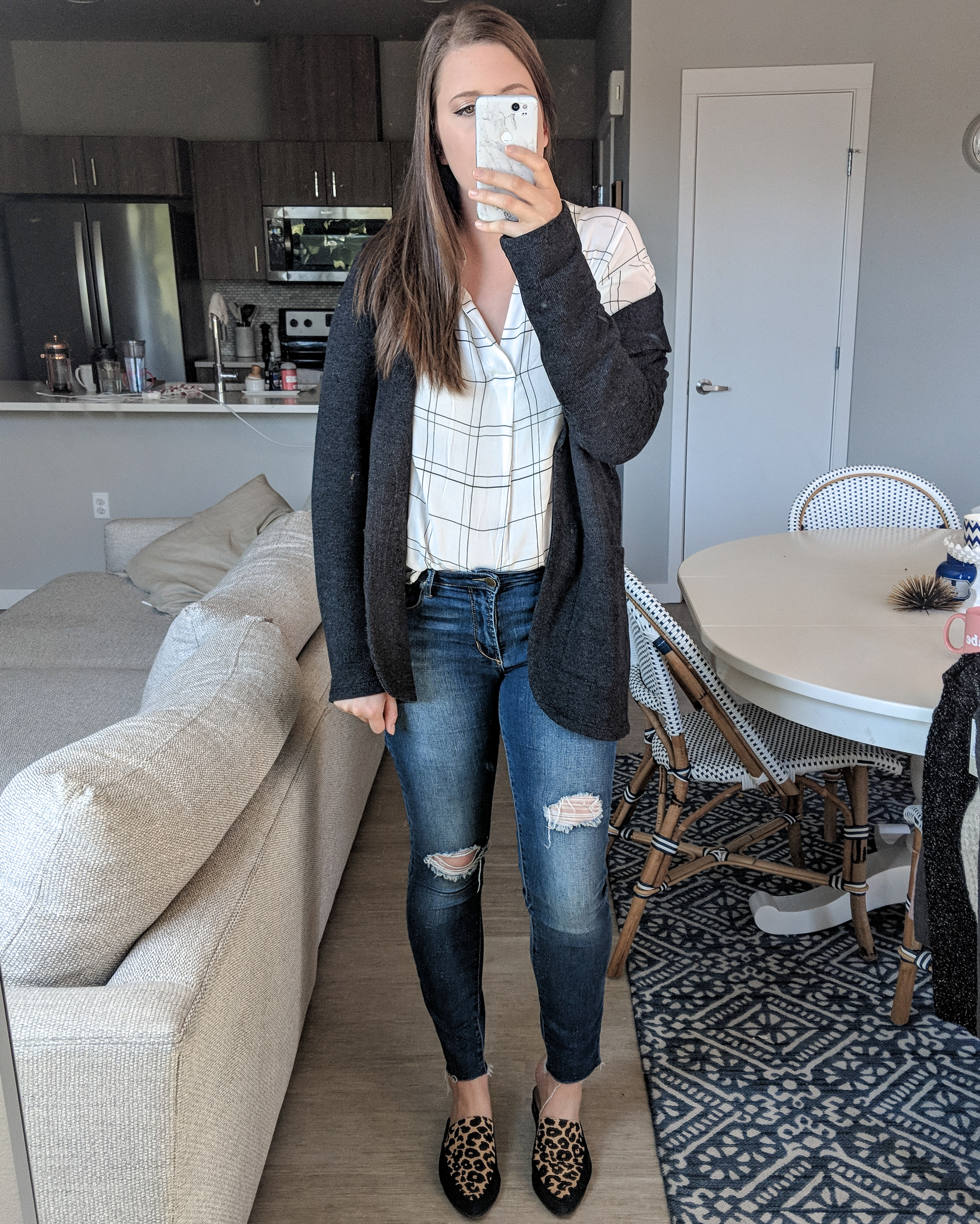 WIndow pane top Nordstrom Anniversary Sale Style By Julianne
