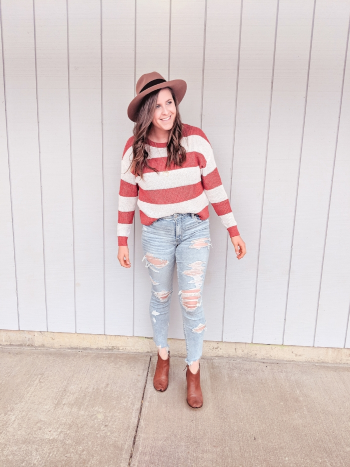 Fall Fashion With AE Style By Julianne