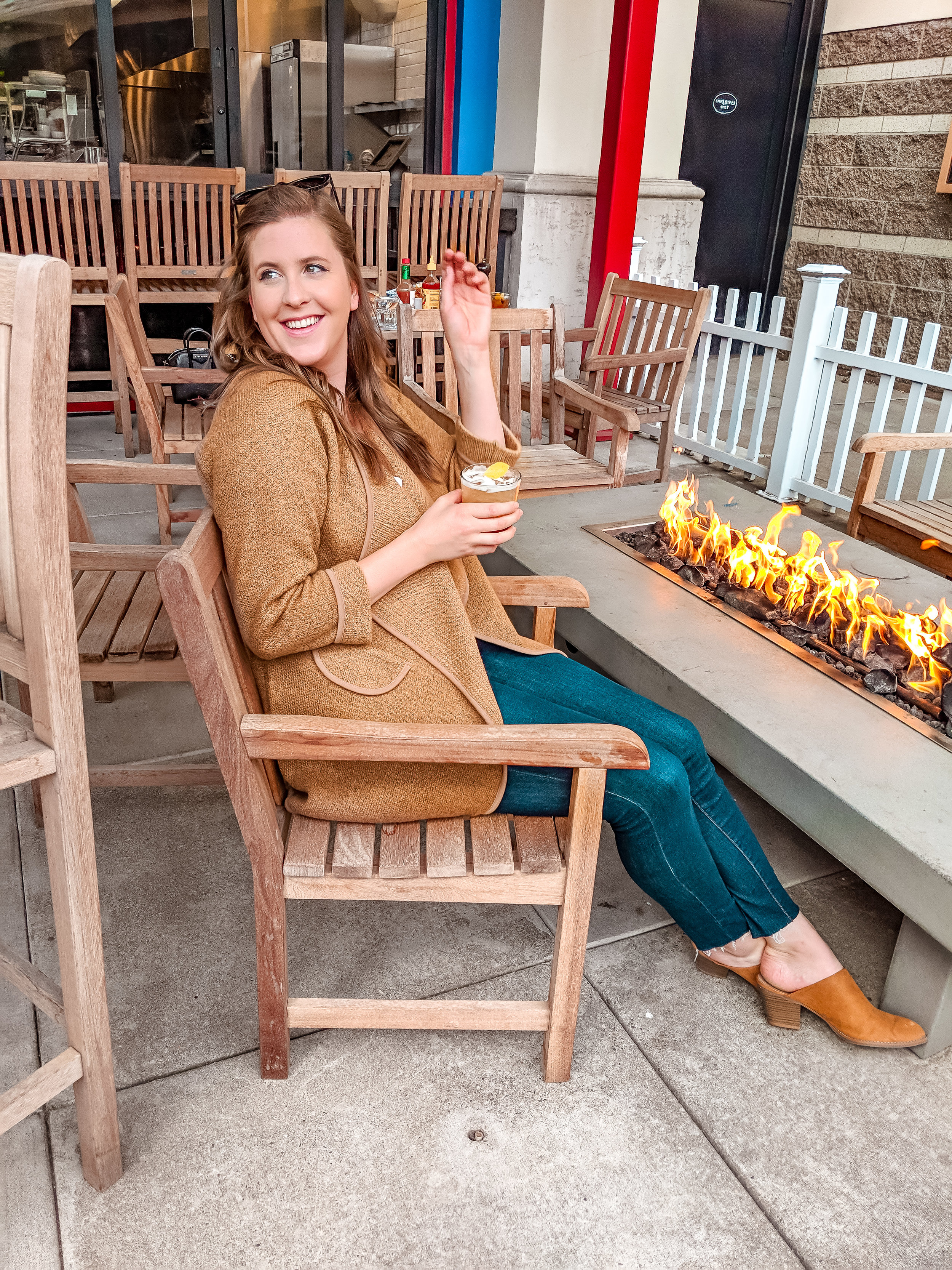 Style by Julianne Ways & Means Happy Hour on the Patio