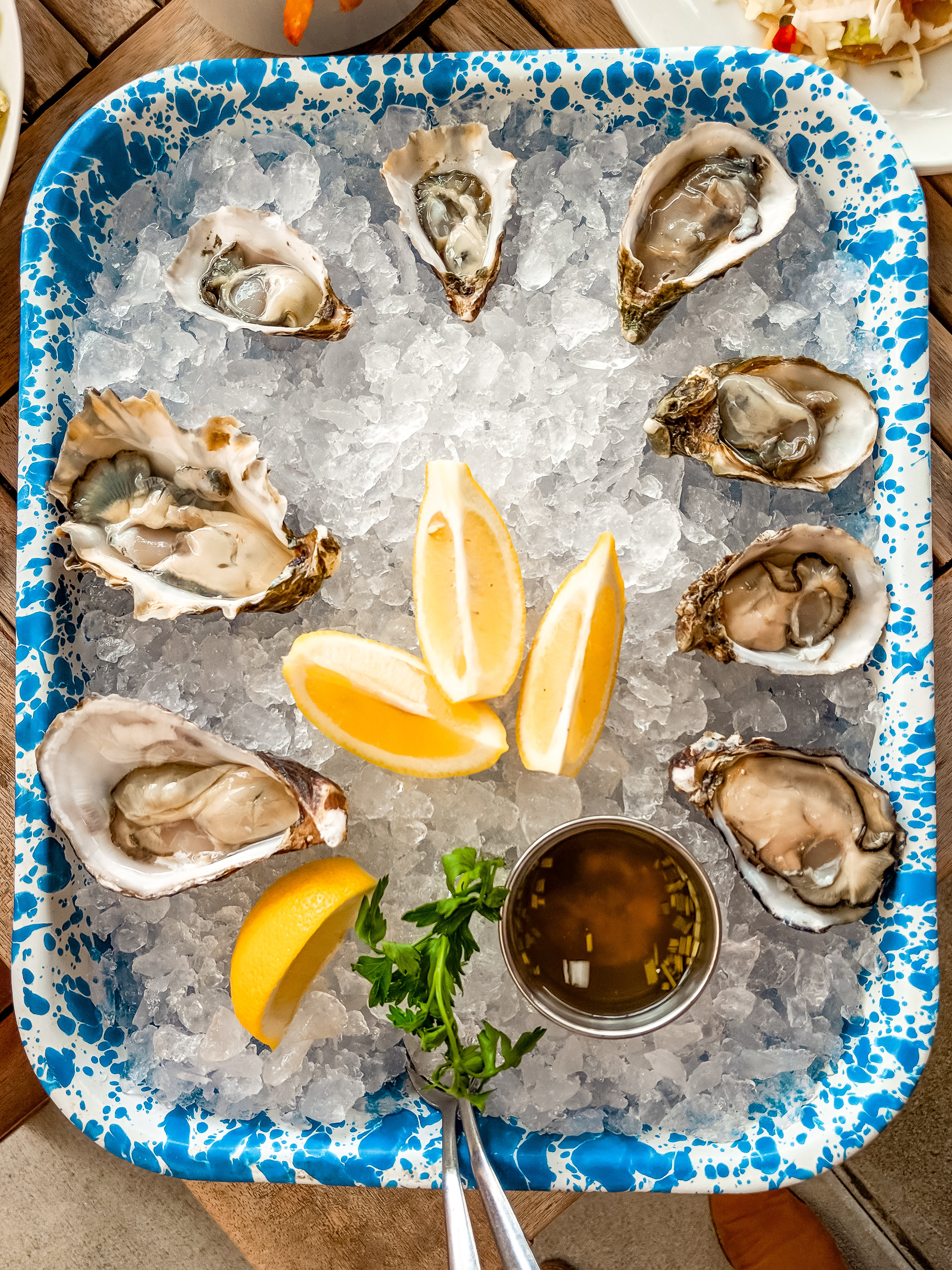 Ways & Means Oyster Spread Style by Julianne