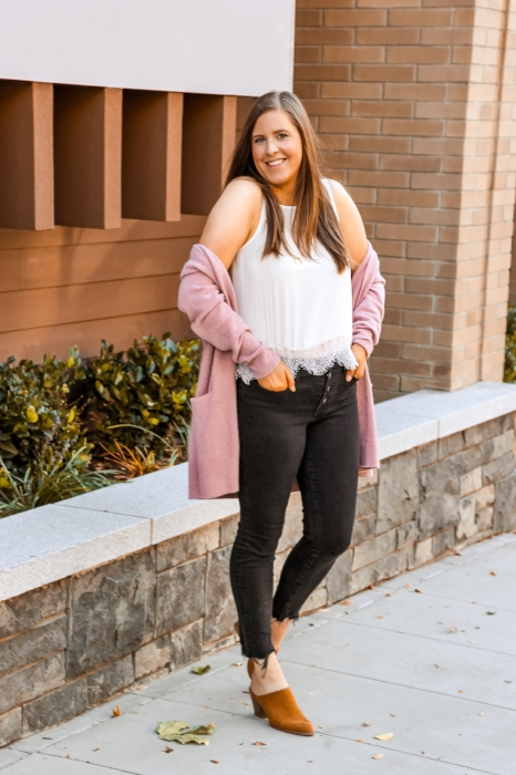 Madewell Outfit Style by Julianne Fall 2018
