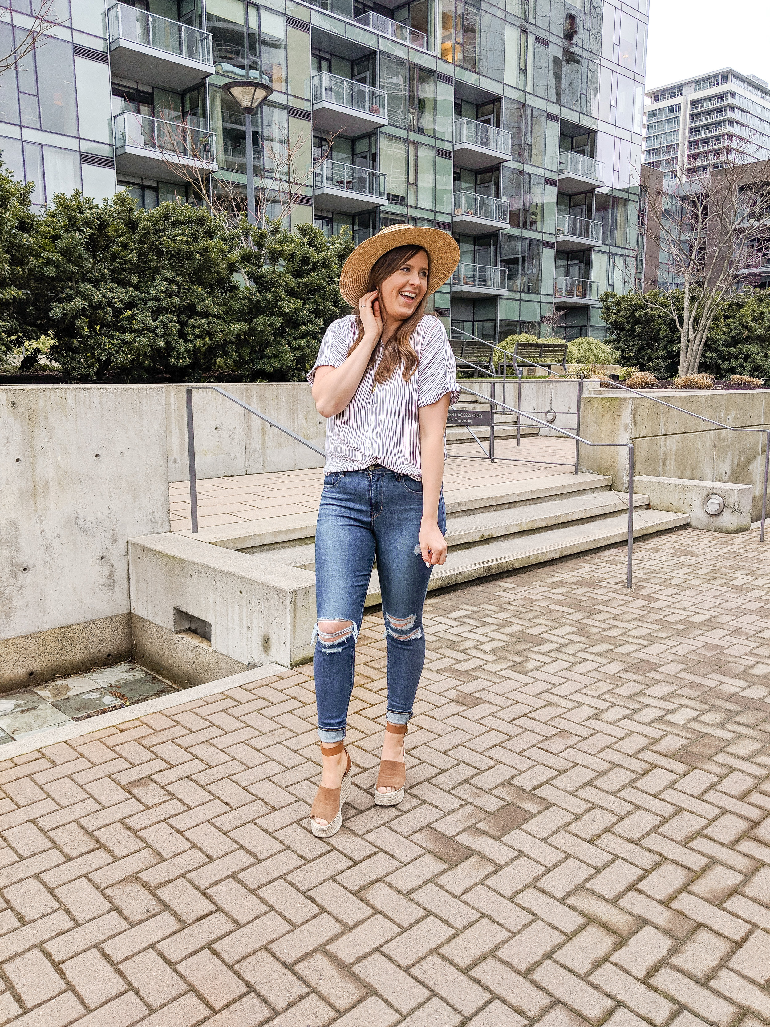 Casual Spring Outfit 2019 Style by Julianne