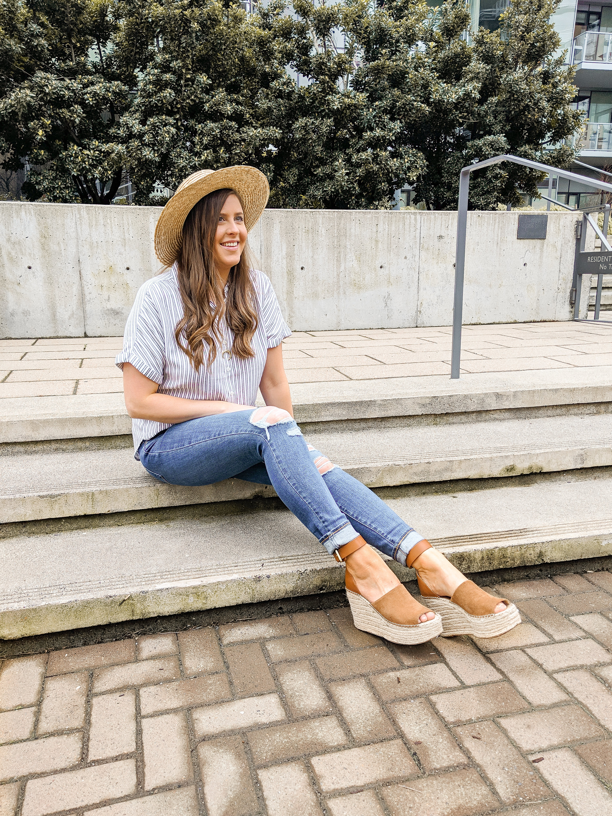 Casual Spring Look Style by Julianne 2019