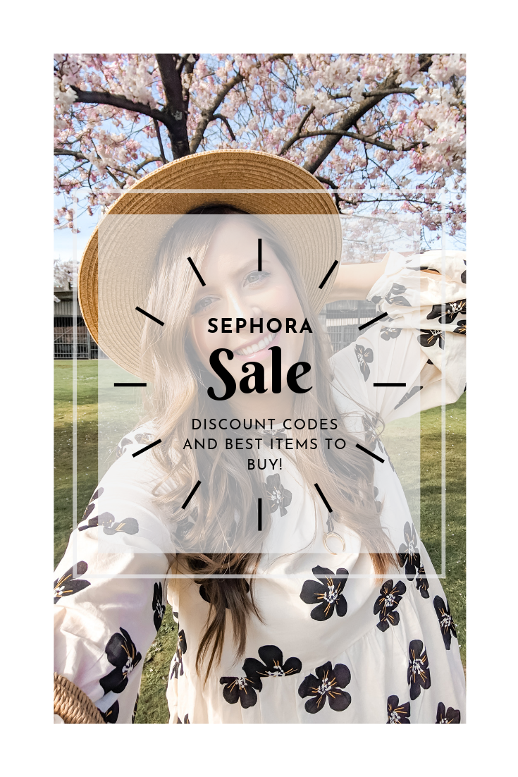 Sephora Discount Codes and Best Items to Buy During Their Events! www.stylebyjulianne.com