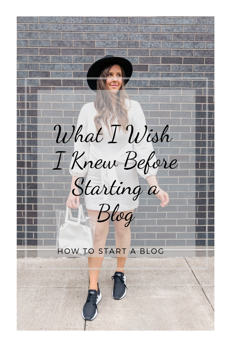 What I Wish I Knew Before I Starting my Blog! www.stylebyjulianne.com
