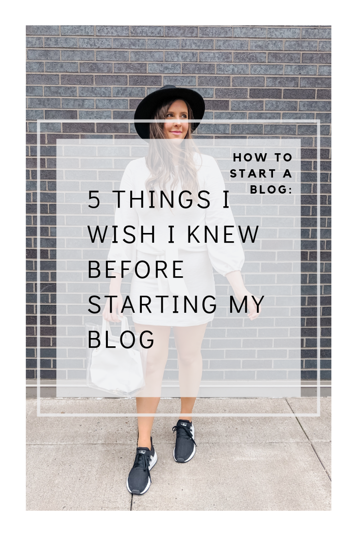 Things to Consider Before Starting a Blog! www.stylebyjulianne.com