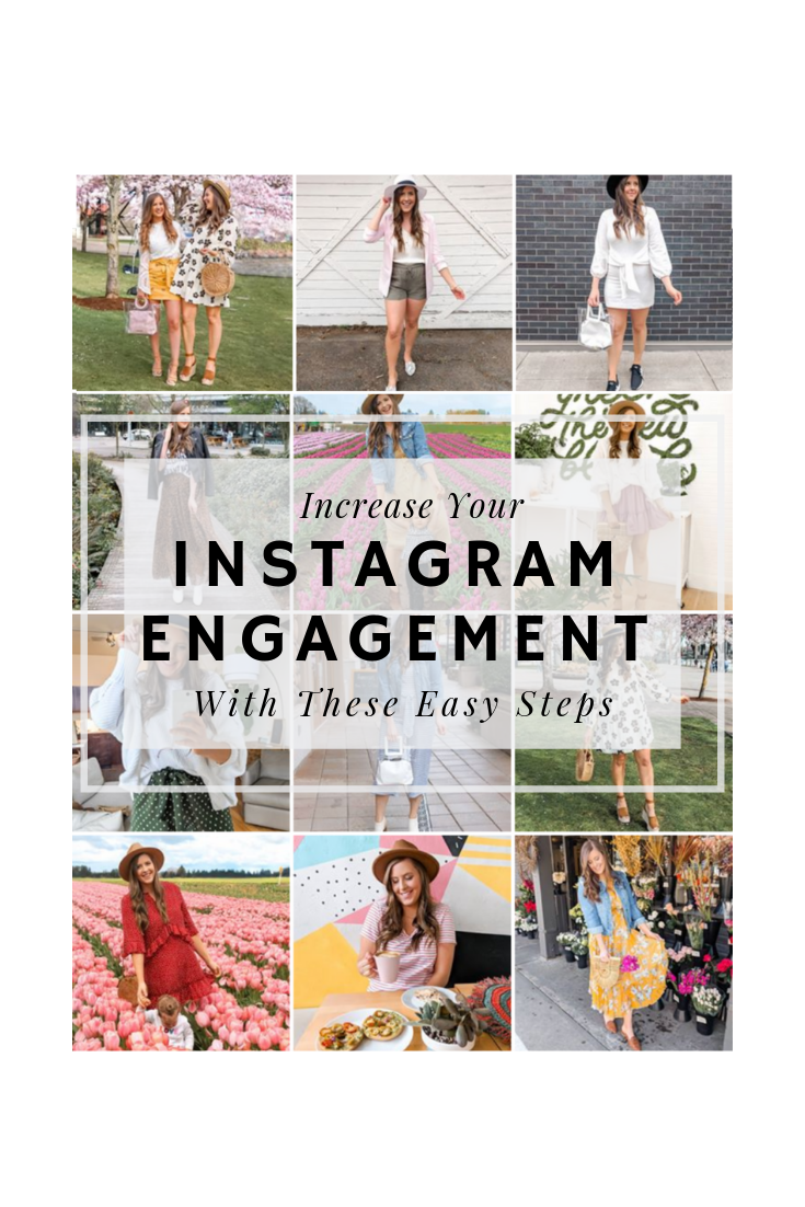 Simple tips you can implement today to boost your Instagram engagement! www.stylebyjulianne.com