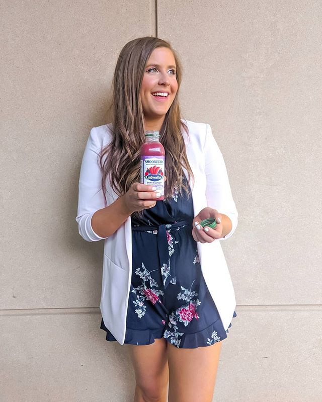 [#Ad] I have been a huge kombucha drinker for years now, it's refreshing, tasty, curbs that craving for soda since it's a little fizzy, and best of all it's good for you! @_odwalla's new product, the Smoobucha combines a fruit smoothie with the boldness of kombucha, with 40% less sugar than other top smoothies, and you KNOW when I got the opportunity to partner with @krogerco to share this with you guys, I was allabout it! My favorite flavor is Berry & Ginger, but all three options are pretty delicious! I got my Odwalla Smoobucha from my local @fredmeyerstores, but you can also find them in the produce section at any other @Krogerco family store! #OdwallaatKroger