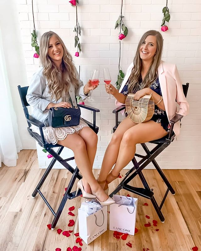 I am SO thankful for my Instagram wifey! Not sure how I would navigate this industry without ya @gia.battaglia! ❤️ Check out yesterday's blog post (link in bio) for LOTS of BTS photos of the events we we're lucky enough to attend this past week! I also shared my favorite fake tan products and my secret weapon that I use to look extra good for shoots and events! . . . Shop all of my looks through the @liketoknow.it app! http://liketk.it/2BKd6 #liketkit #LTKsalealert #LTKstyletip #LTKunder100 #LTKitbag #LTKunder50 #LTKshoecrush #lancomemonsieurbig #lancome #lancomewsq #absolue #springoutfitinspo