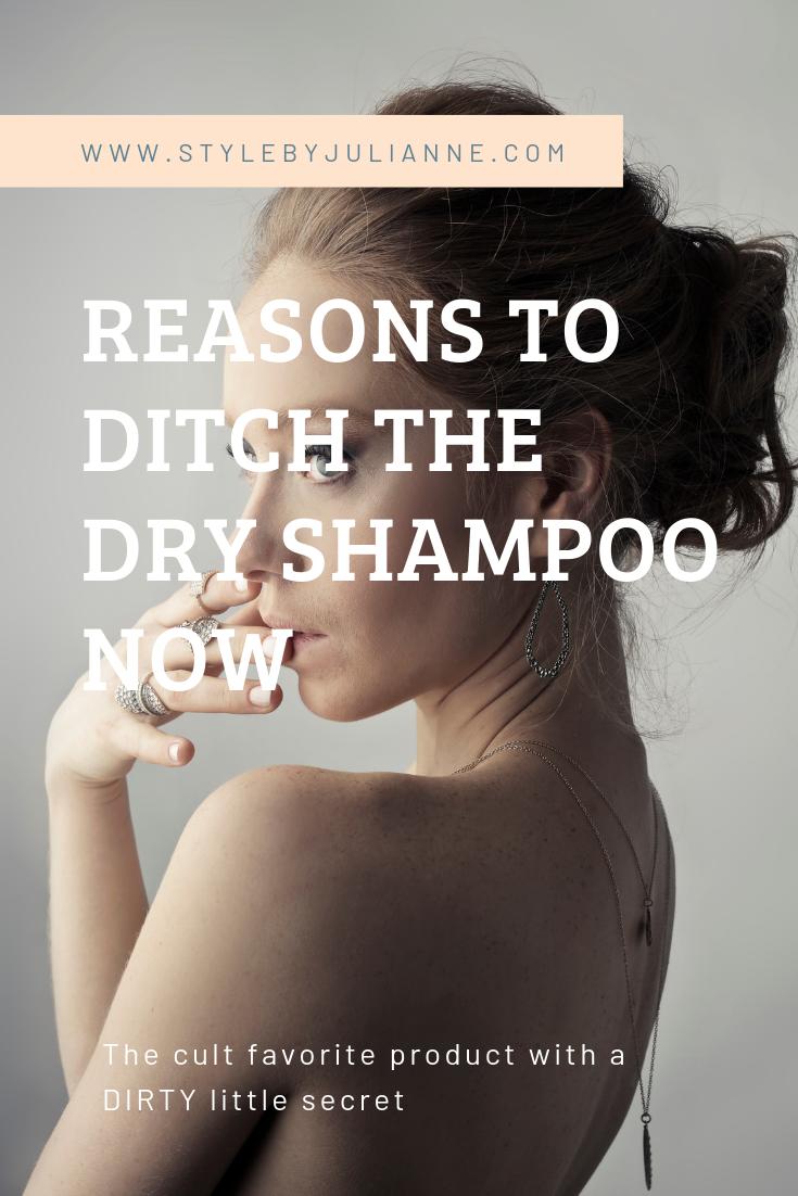 Dry Shampoo's Dirty Little Secrets