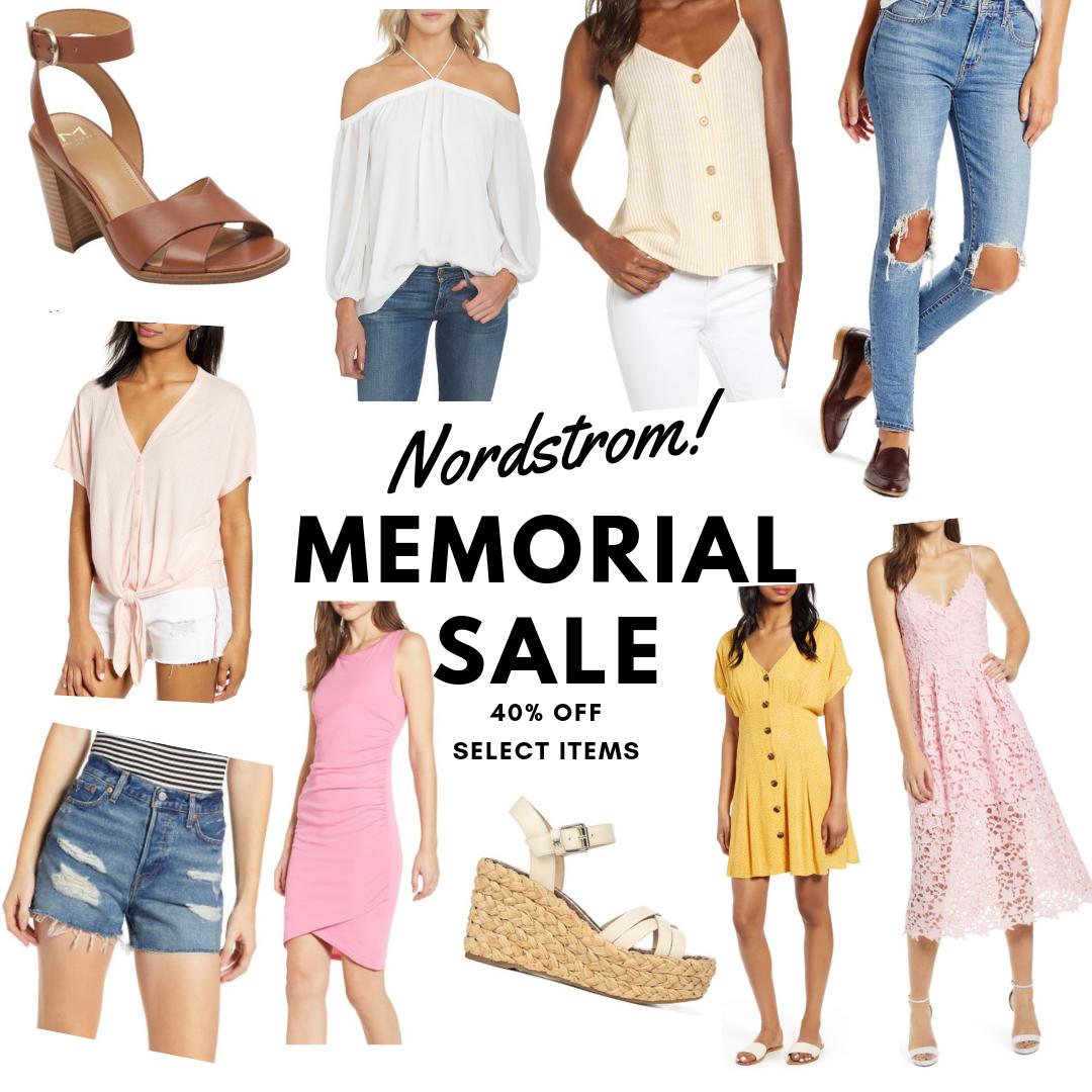Nordstrom Memorial Sale