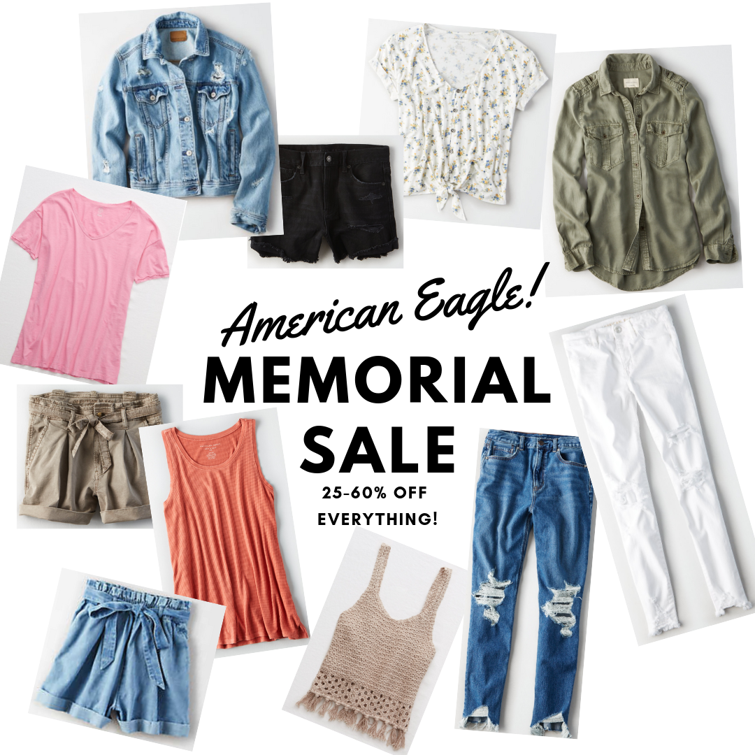 American Eagle Memorial Sale