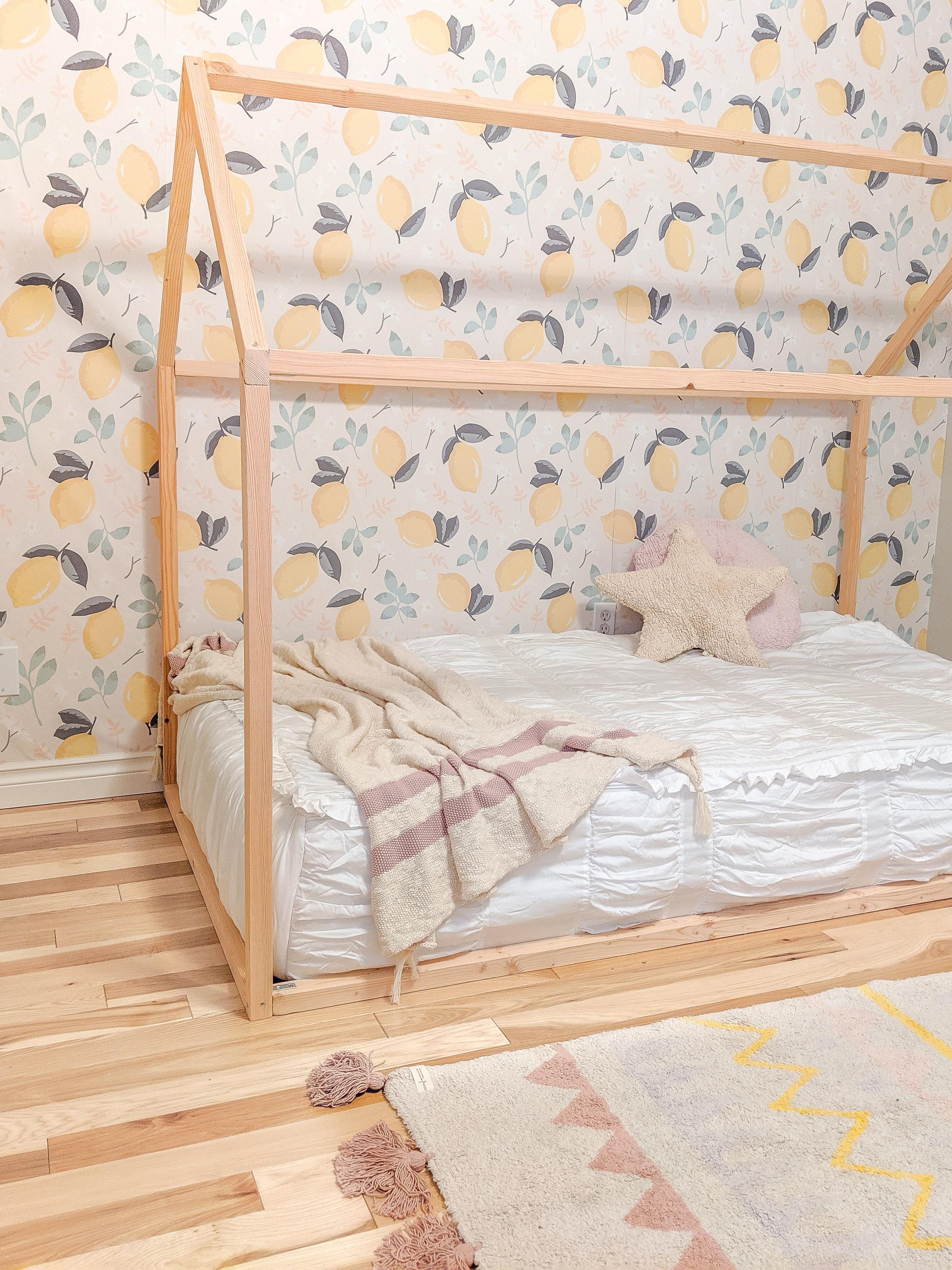 Toddler Girl's Room