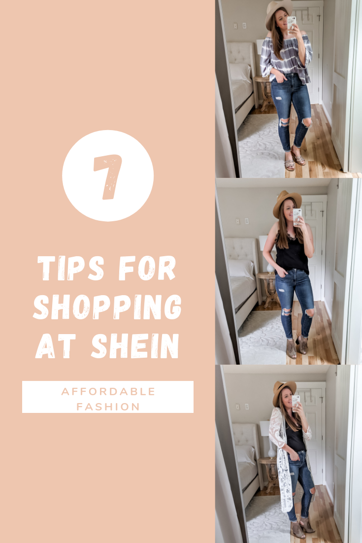 Tips and Tricks for shopping at Shein