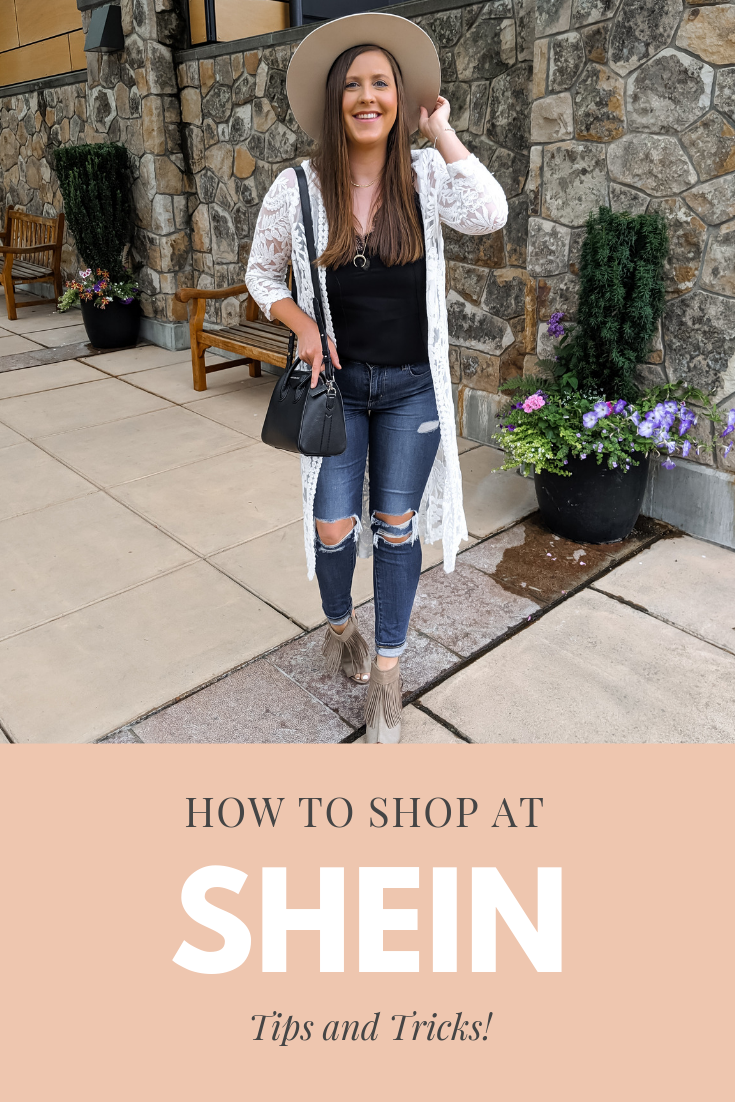 How to shop at Shein