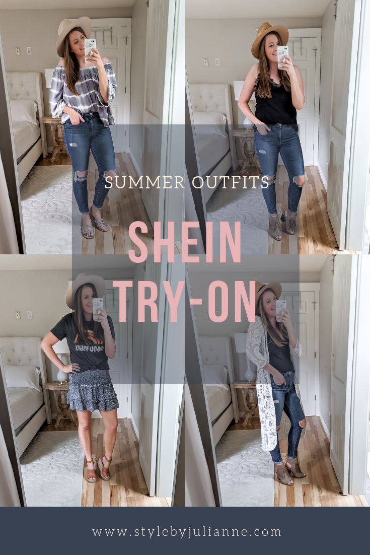 Shein Summer Try-On Haul