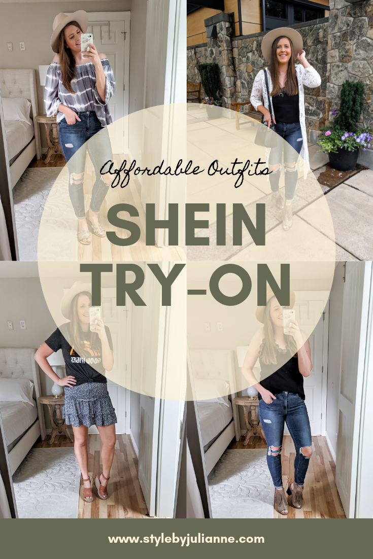 Affordable outfits from Shein
