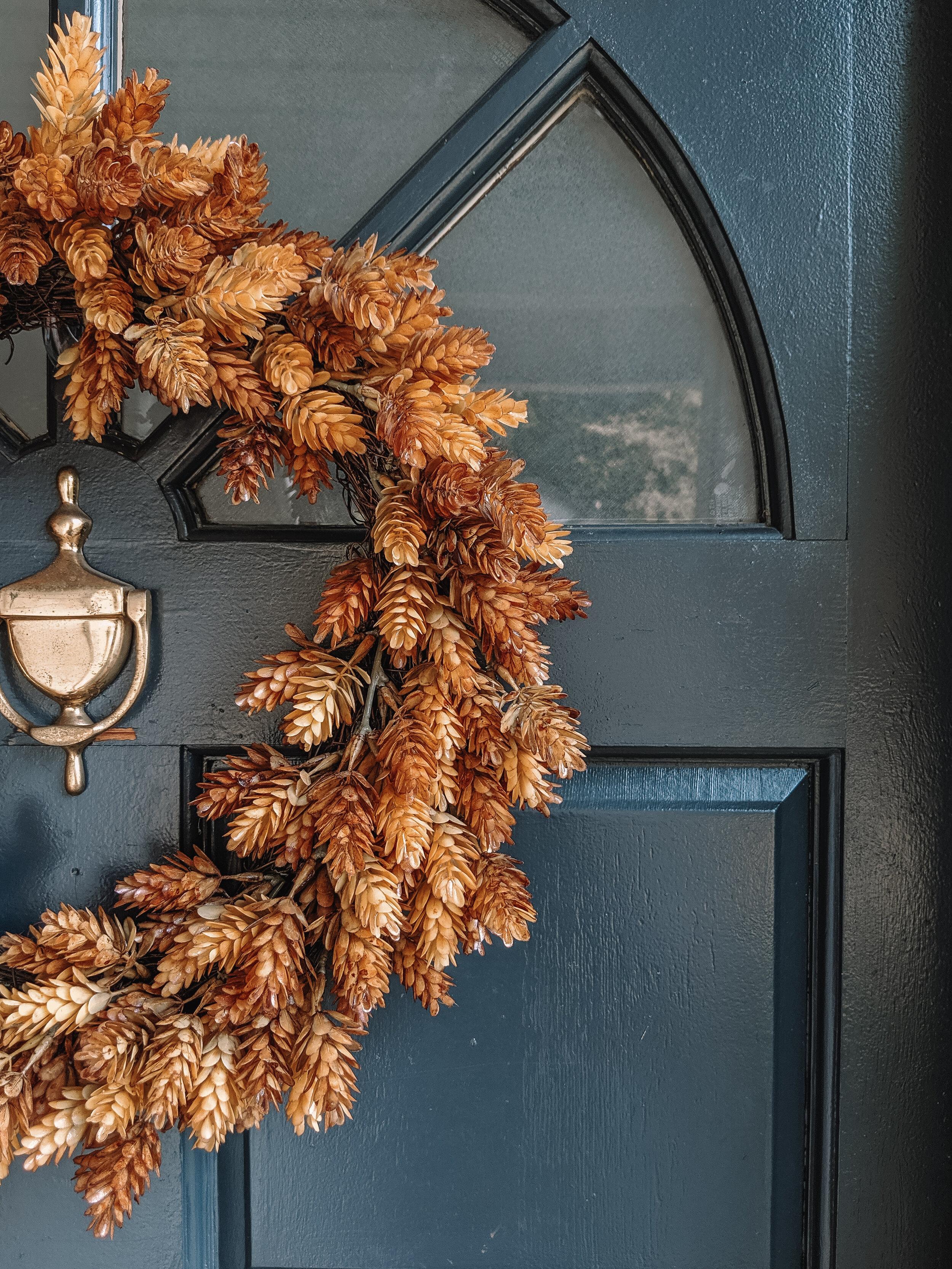 Fall Decor - Wreath