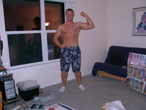 Biggest Loser Contestant, Edwin Chapman (After)