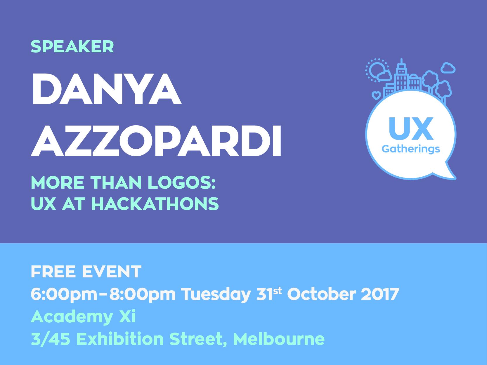 Danya Azzopardi - More Than Logos