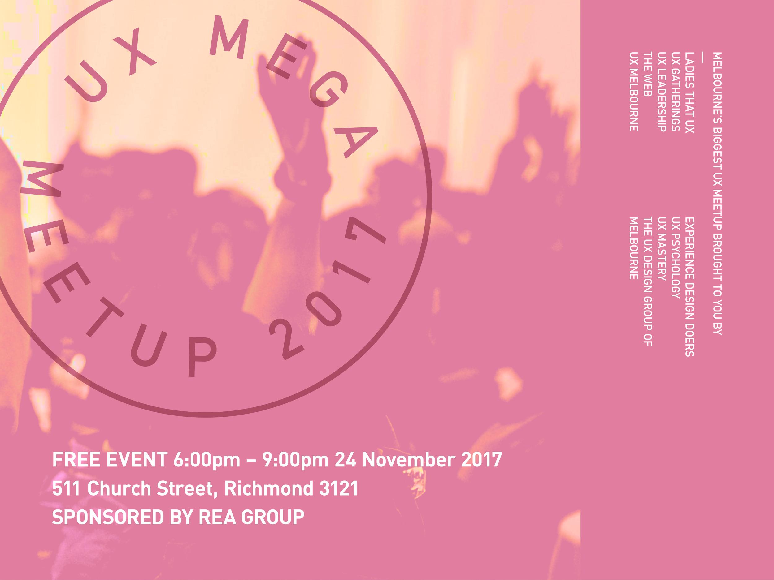 Mega Meetup 2017