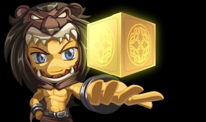 HERCULES ADVENTURE  ICON AND WIN ANIMATION SET