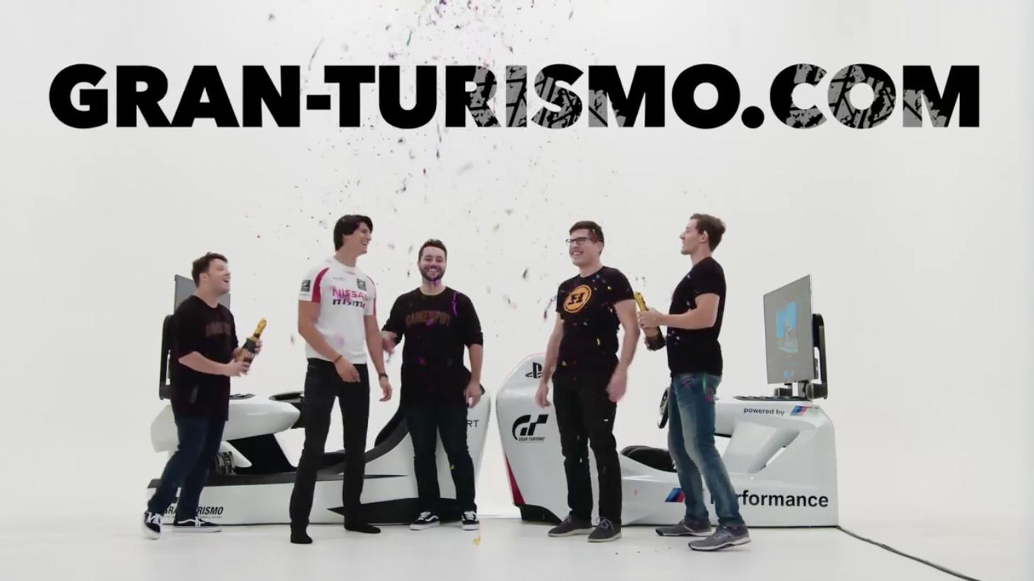 Gran Turismo and Gamespot