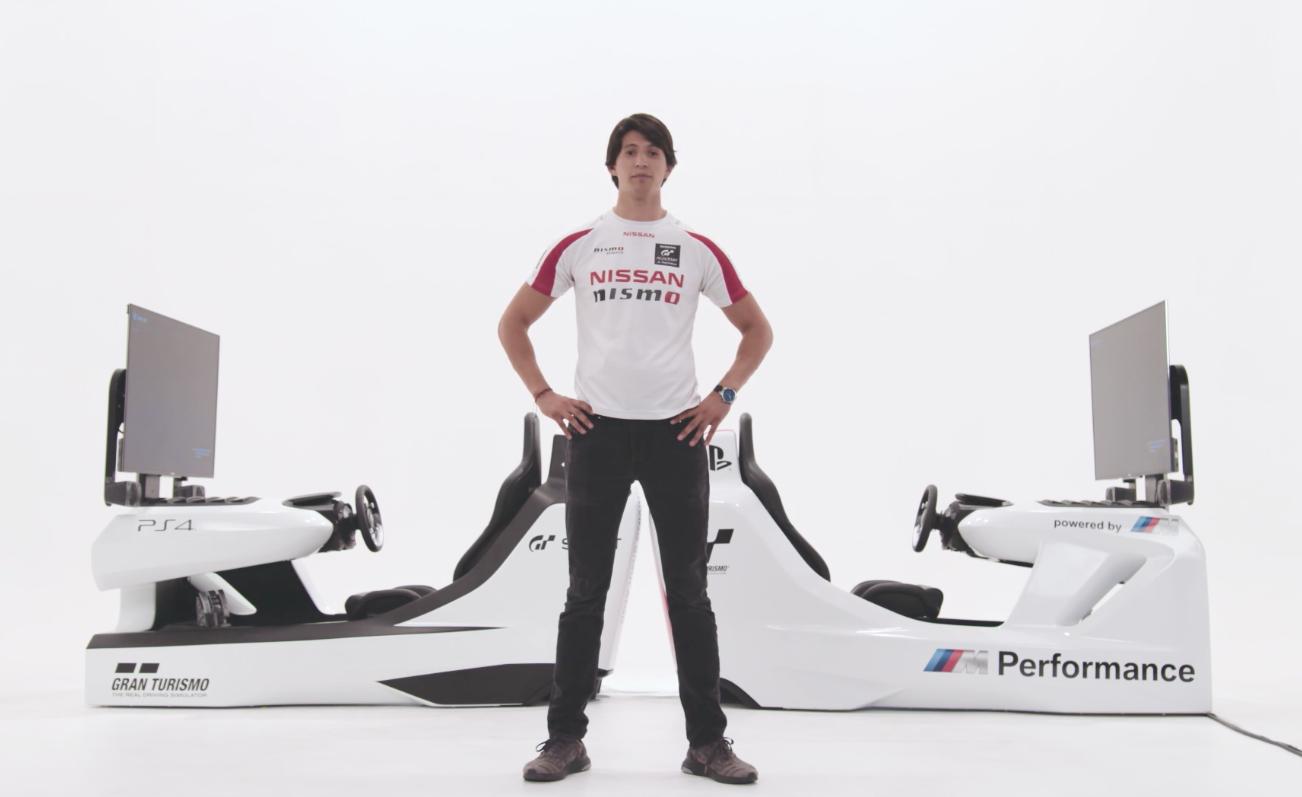 Ricardo Sanchez for Gran Turismo