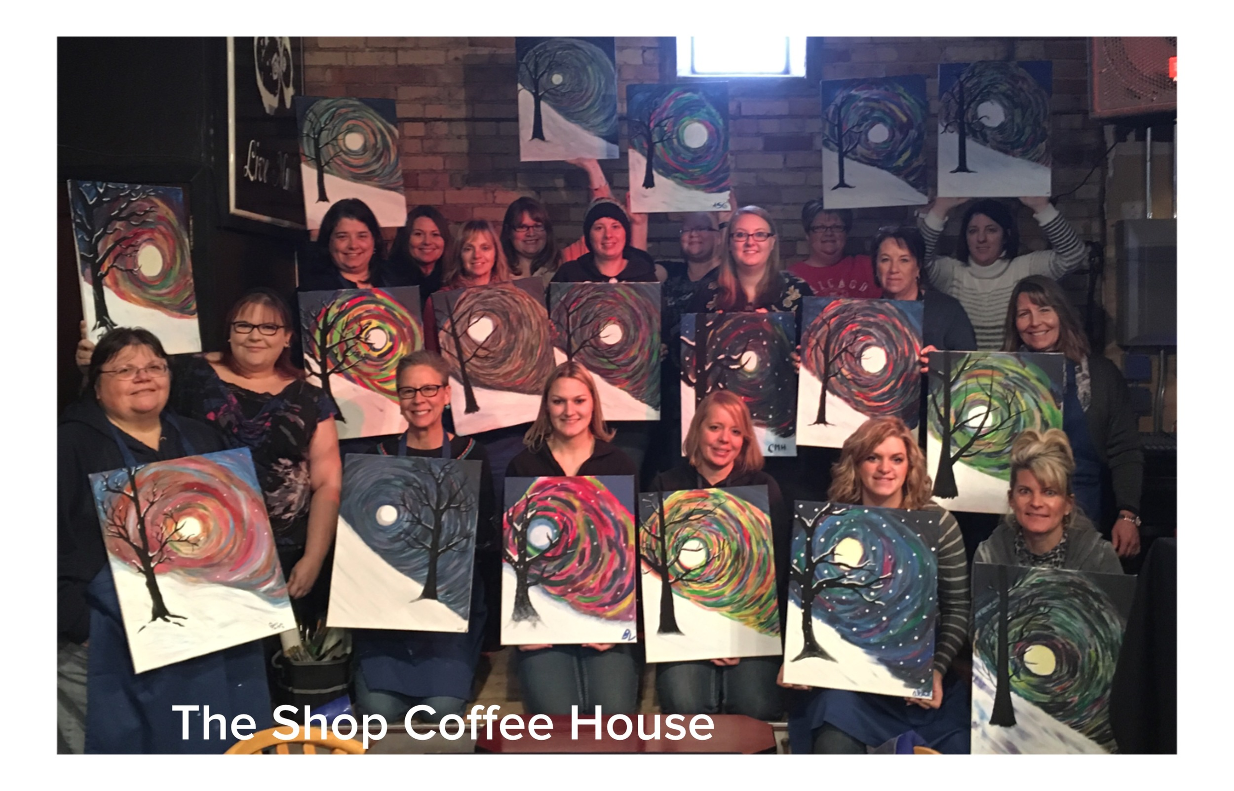 The Shop CoffeeHouse