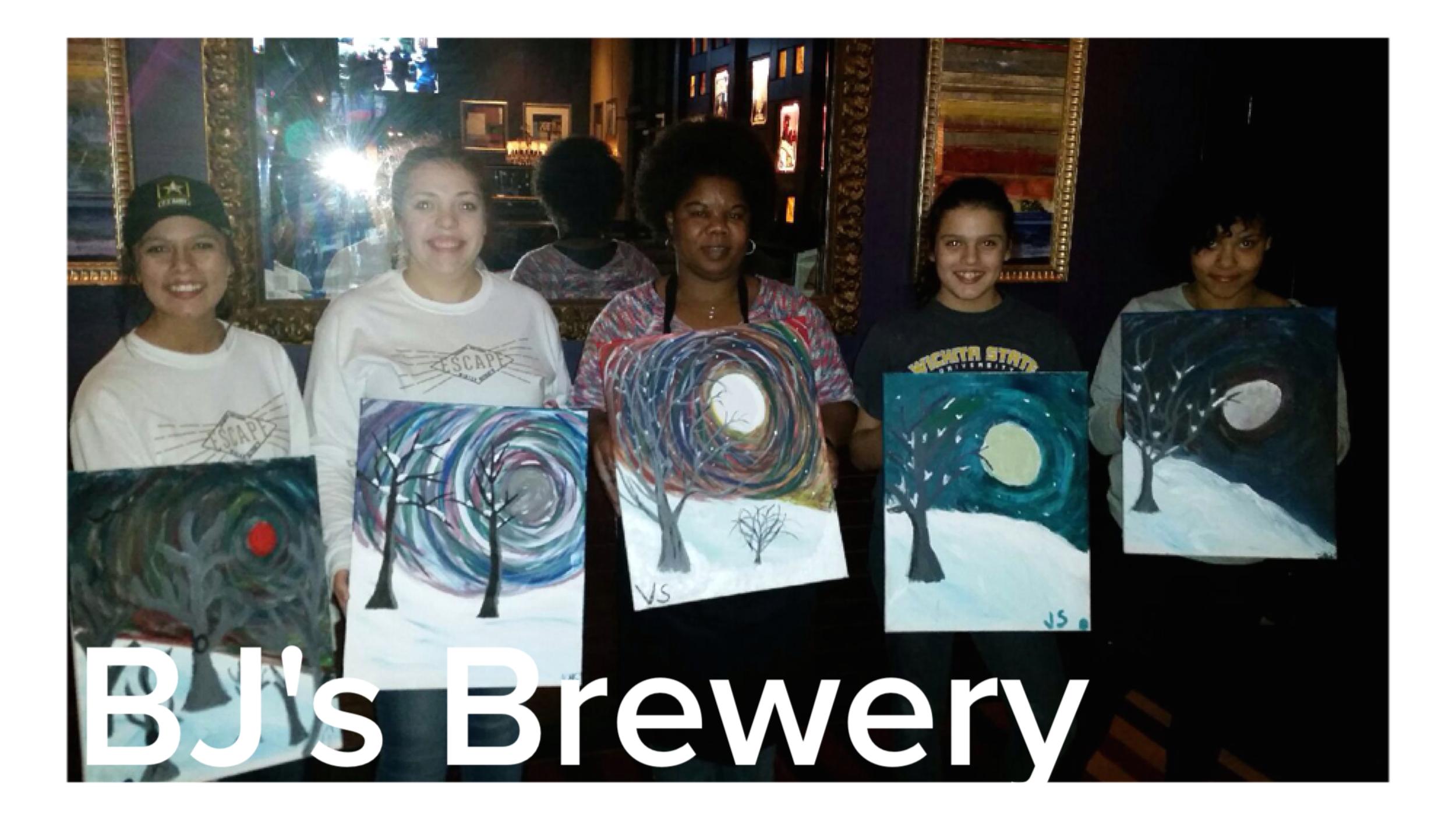 BJ's Brewery Wichita, KS