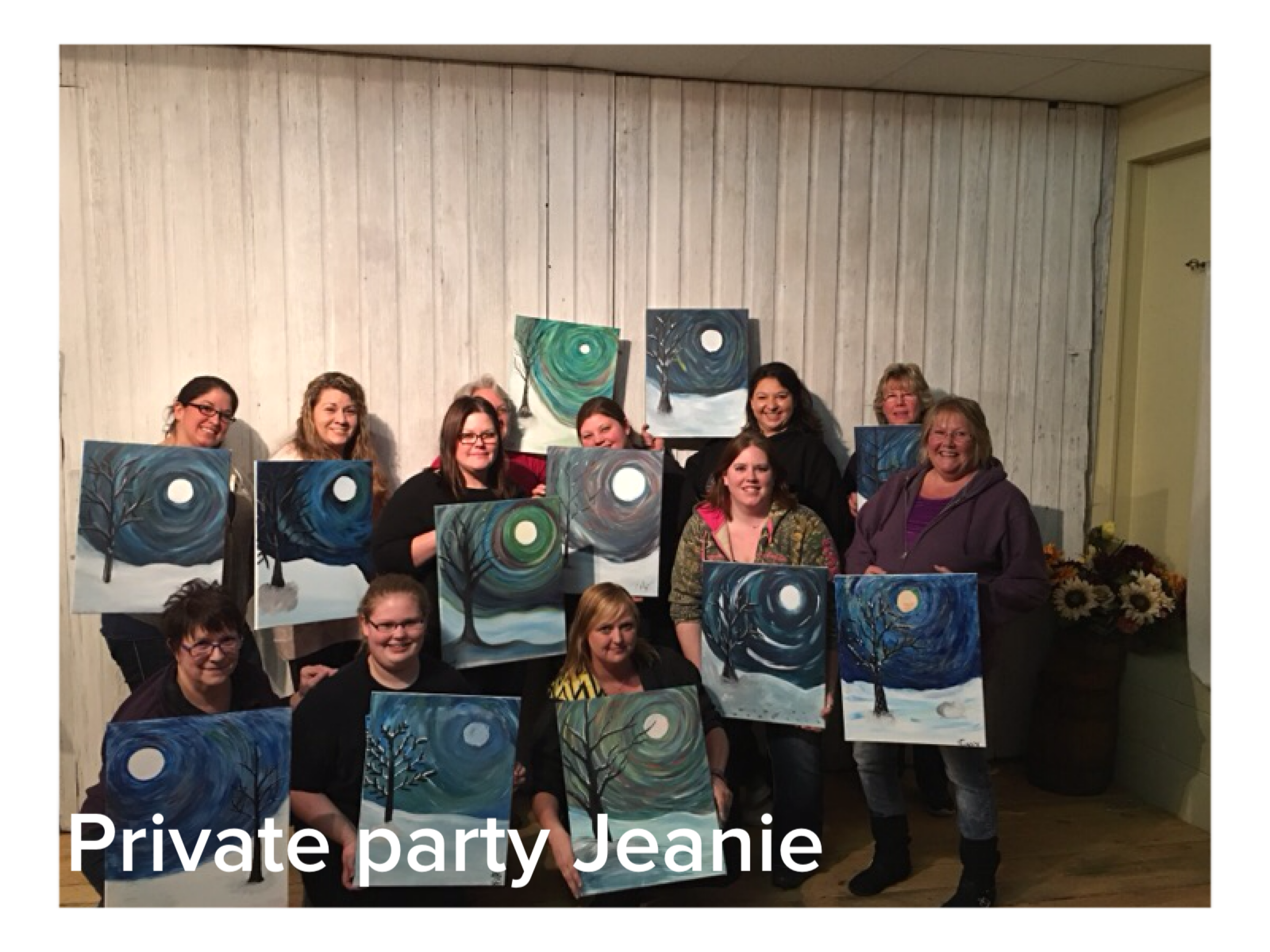 Private party Jeanie