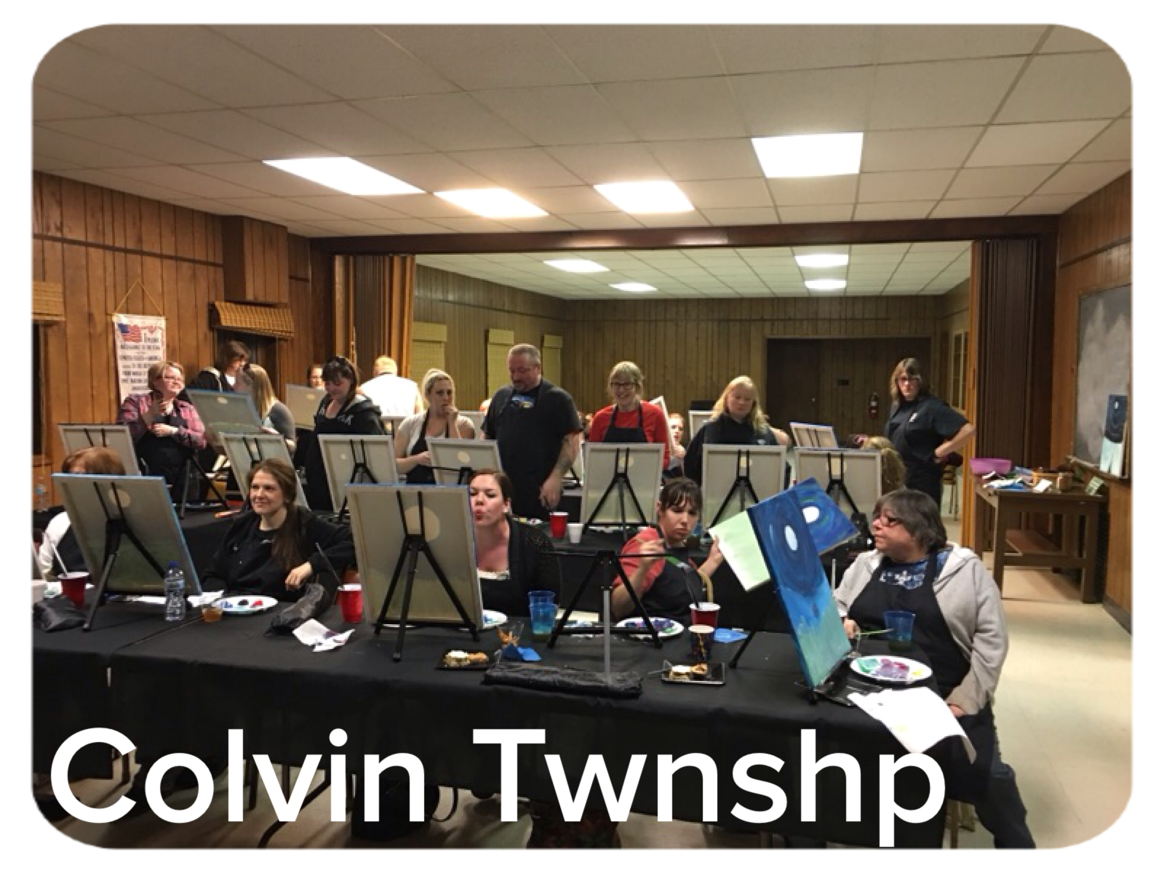 Private party Colvin Township