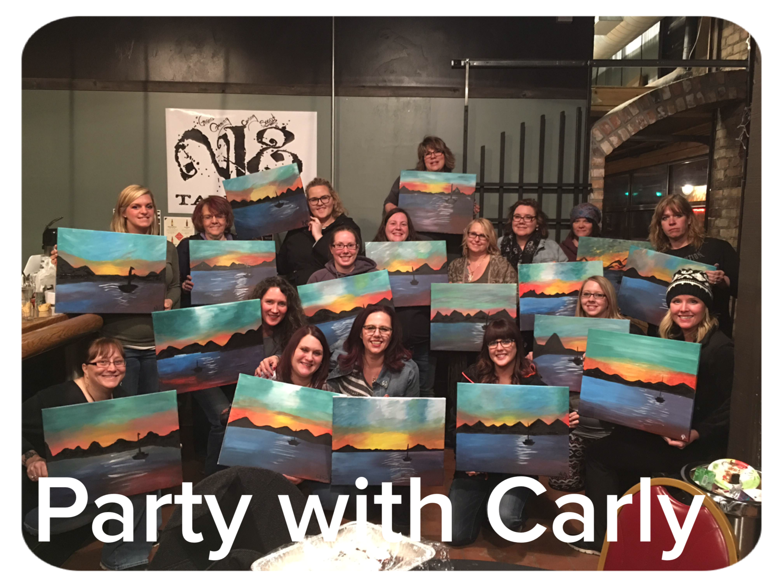 Private Party with Carly
