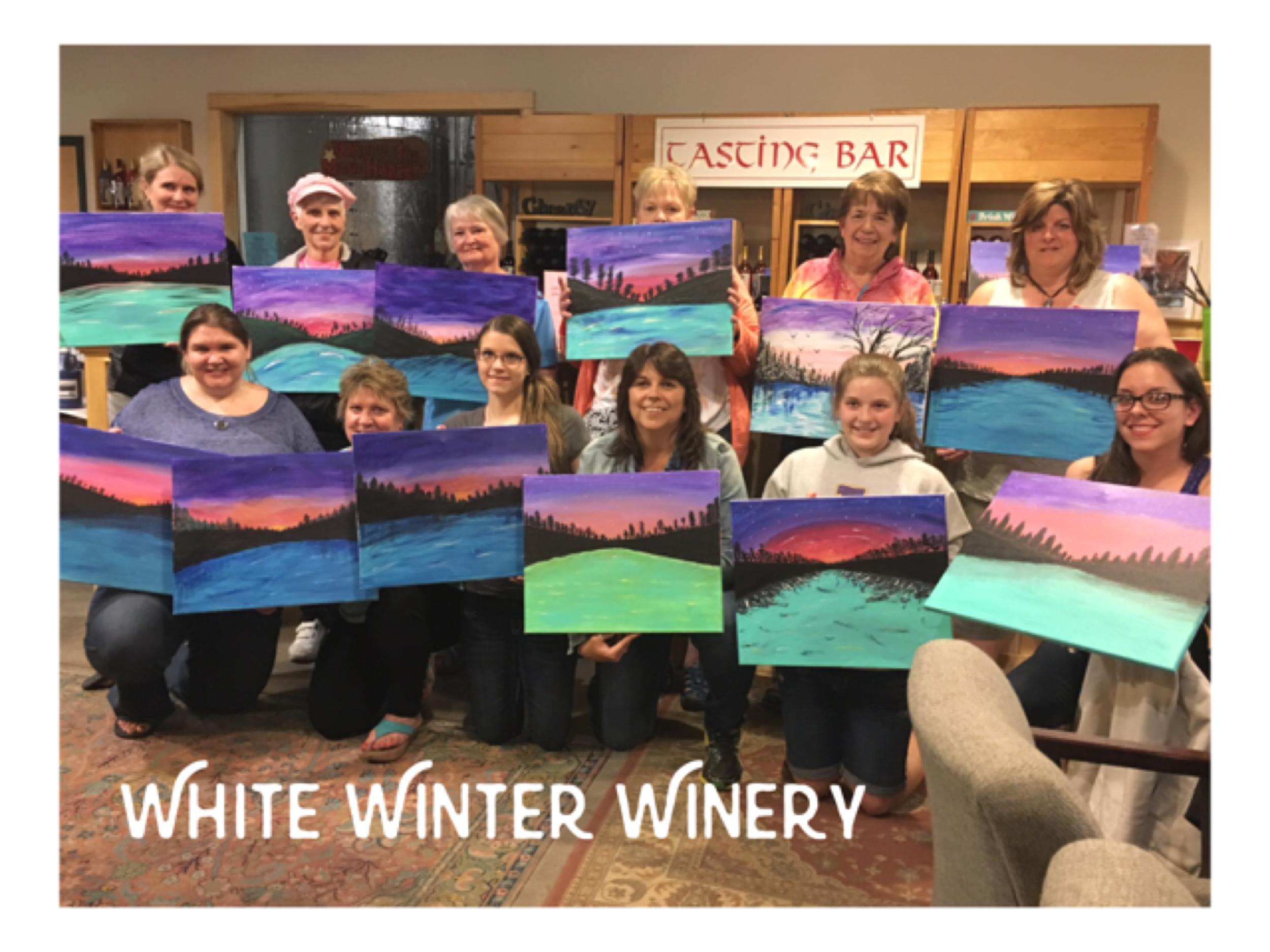 Winter Winery
