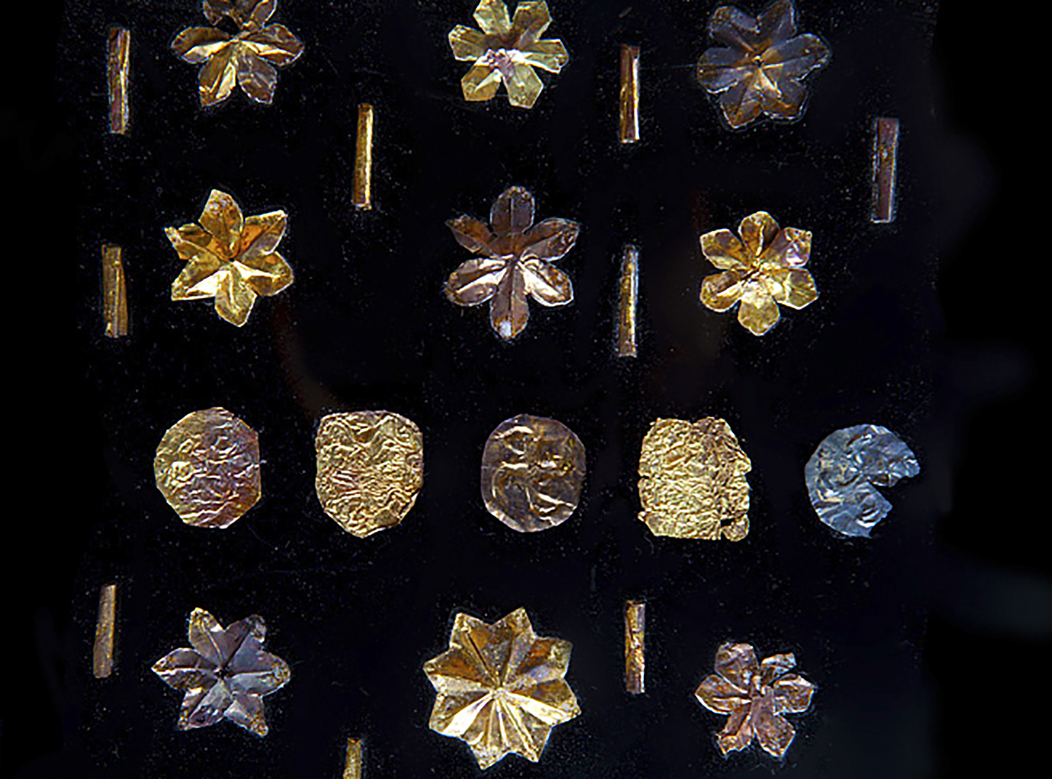 Jewels from Piprahwa stupa