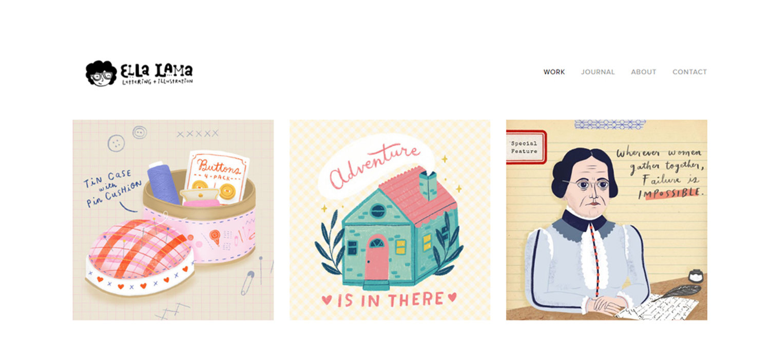 The only image I have of my old site layout. I was so excited for the change I forgot to save photos for posterity hahahuhu