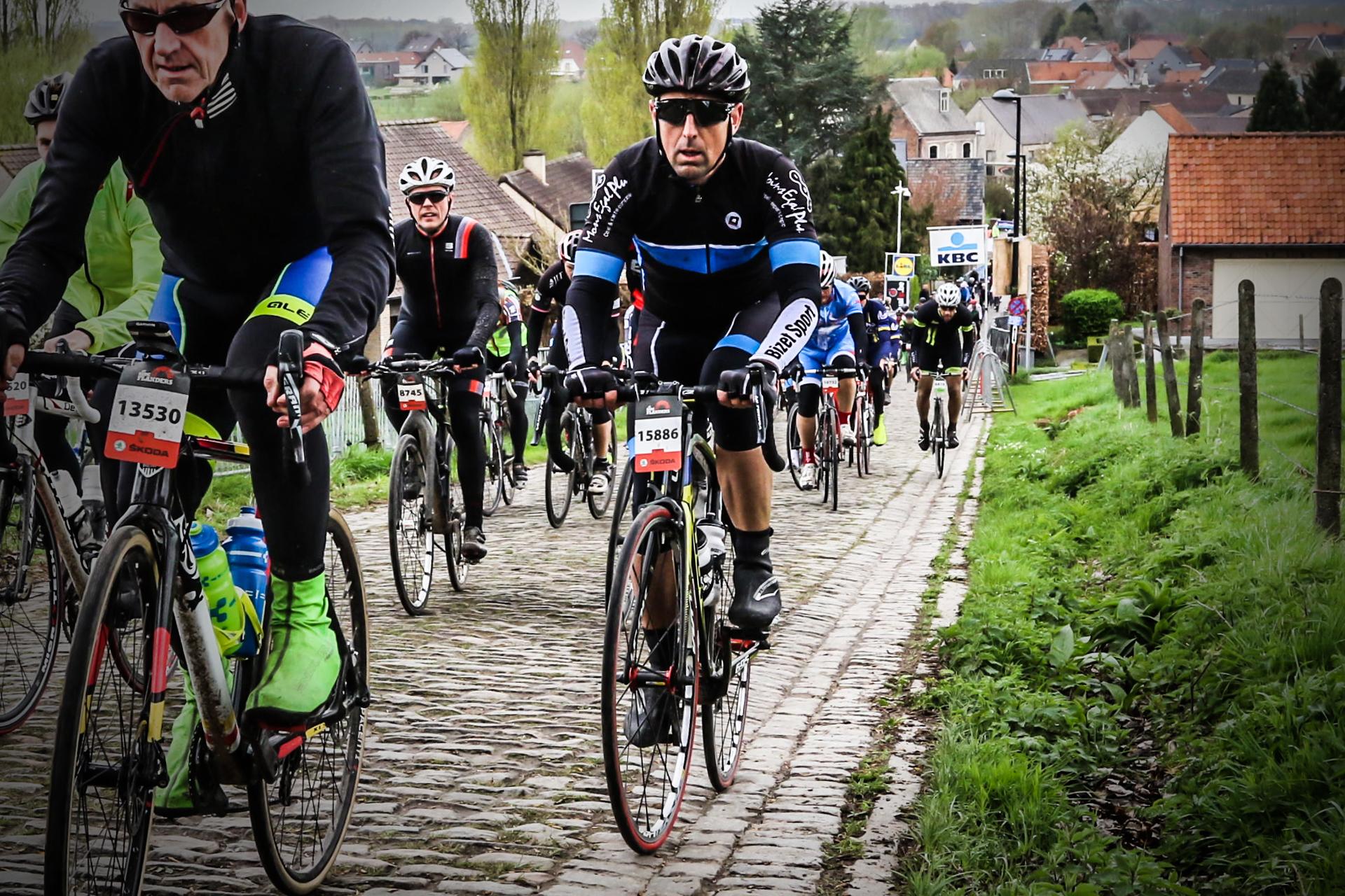 Pascal Garnier, Tour des flandres 2017 - Crédits photo : Sportograf