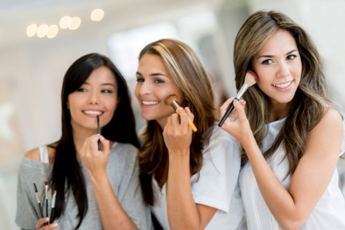 Pamper Parties - This can be group makeup lessons or beauty treatments in the comfort of your home or hotel