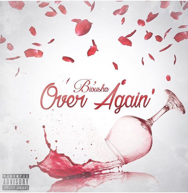 "@biousha ""Over Again"" Produced by @nickebeats1738 Mixed/record by @cezbeats  Steaming everywhere 🌎 #cezmixedit #theredroom 🏆"