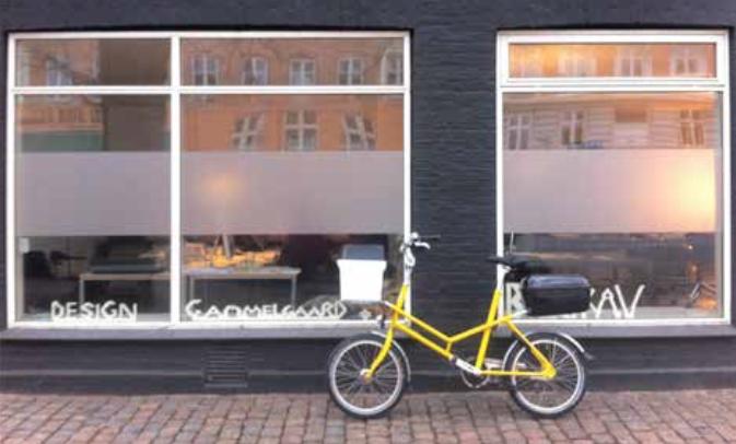 Visiting adress. Øster Farimagsgade 35, 2100 Copenhagen Ø  DENMARK