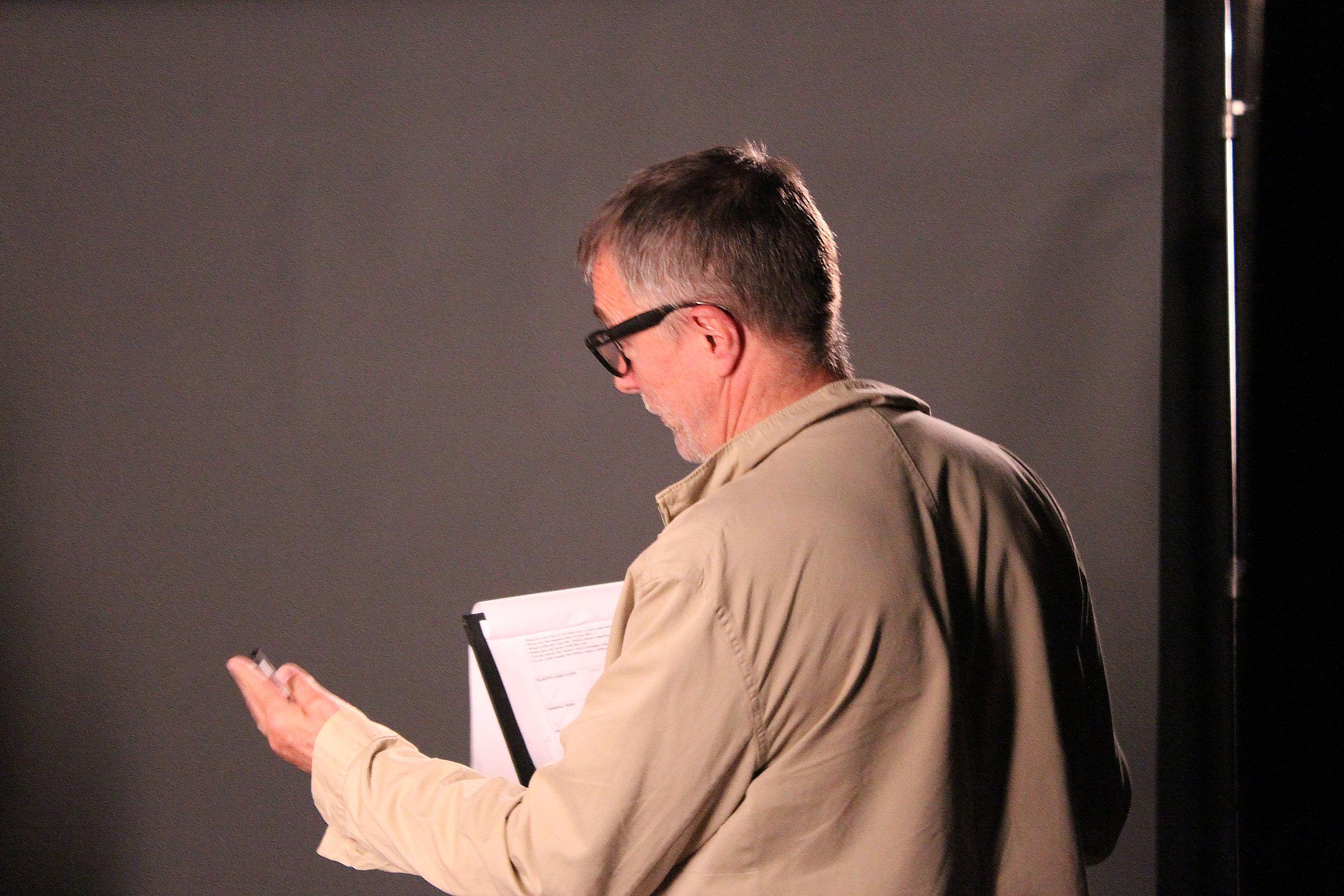 Chris Bould (director)