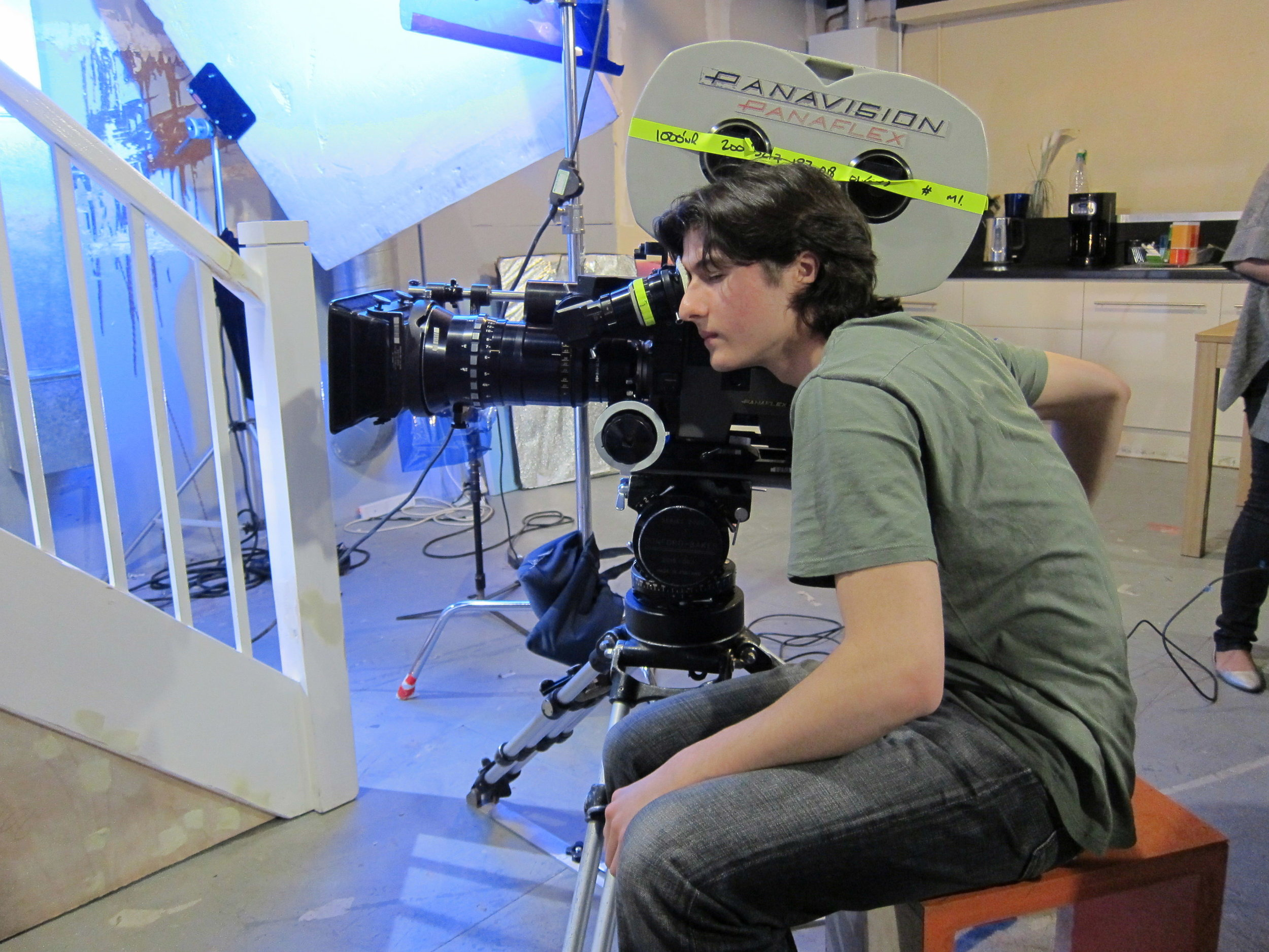 91% of our graduates find employment in the film industry -