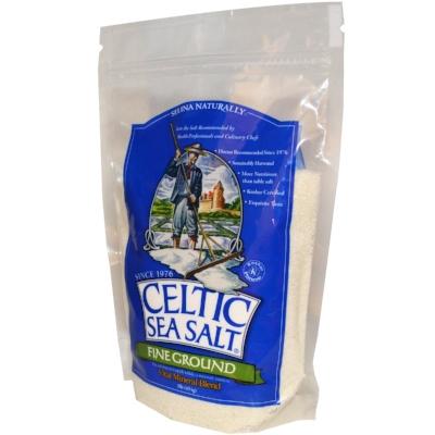 I personally like  Selina Celtic Sea Salt.